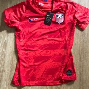 Nike USA men's soccer away jersey, NWT